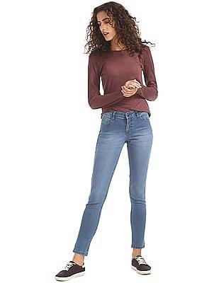 Cherokee Stone Wash Regular Fit Jeans