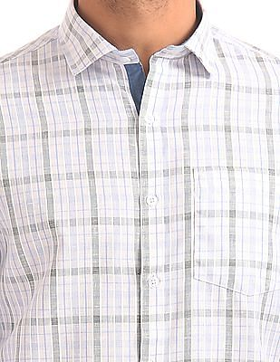 Excalibur Check Cotton Shirt