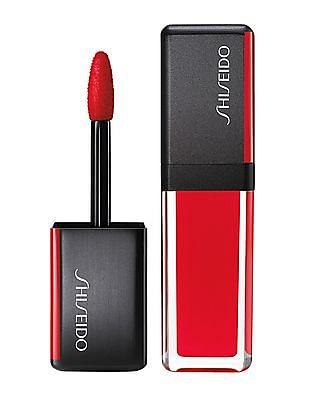 SHISEIDO Lacquer Ink Lip Shine - 304 Techno Red