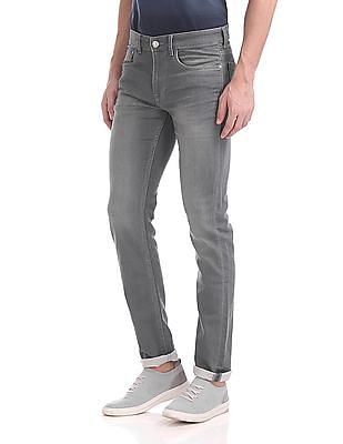 U.S. Polo Assn. Denim Co. Regallo Skinny Fit Mid Rise Jeans