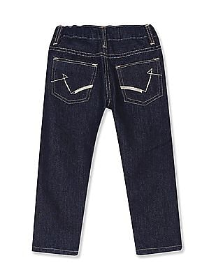 Day 2 Day Boys Mid Waist Rinsed Jeans