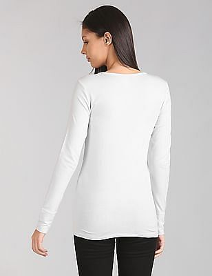 GAP Long Sleeve Tunic Tee