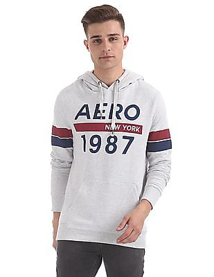 Aeropostale Regular Fit Appliqued Sweatshirt