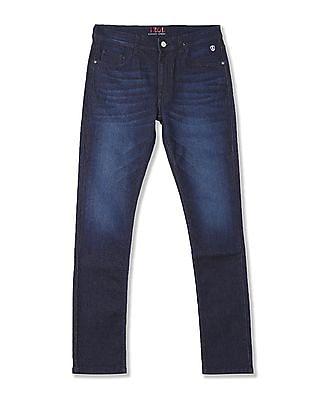 Izod Slim Fit Dark Wash Jeans