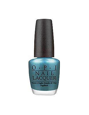O.P.I Nail Lacquer - Teal The Cows Come Home