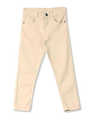 Cherokee Boys Slim Fit Cotton Stretch Jeans