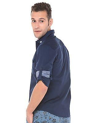 Ed Hardy Slim Fit Cotton Shirt