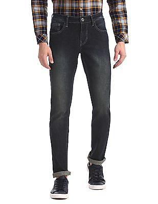 Cherokee Blue Slim Fit Low Waist Jeans
