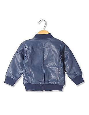 Donuts Boys Solid Bomber Jacket