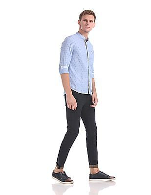 Flying Machine Jackson Skinny Fit Dyed Jeans
