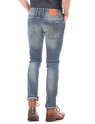 Ed Hardy Stone Wash Slim Fit Jeans