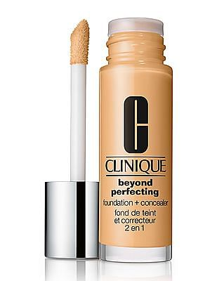 CLINIQUE Beyond Perfecting™ Foundation + Concealer - Wn 44 Tea