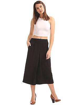 Cherokee Pleated Front Culottes