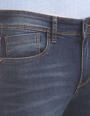Izod Whiskered Slim Fit Jeans