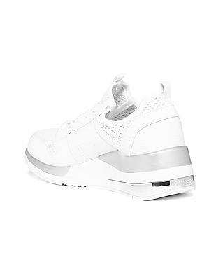 GUESS Perorated Upper Debossed Sneakers