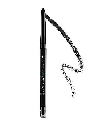 Sephora Collection Retractable Waterproof Eyeliner - 01 Black
