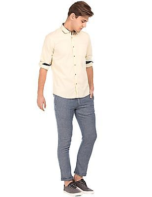Ruggers Contemporary Fit Textured Shirt