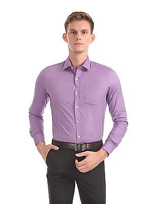 Arrow Slim Fit Long Sleeve Shirt