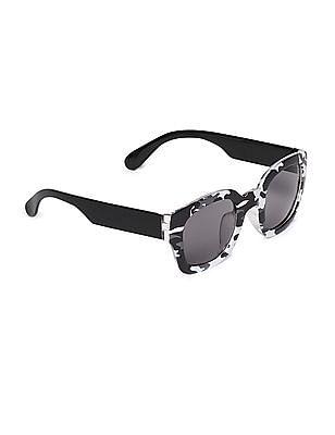 Unlimited Boys Camo Print Square Frame Sunglasses