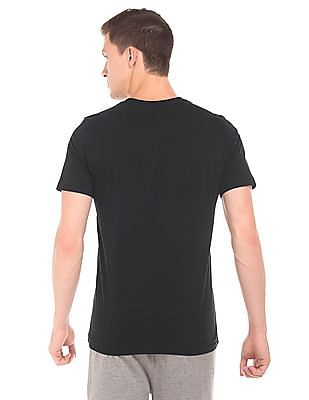 Aeropostale Brand Applique Cotton T-Shirt