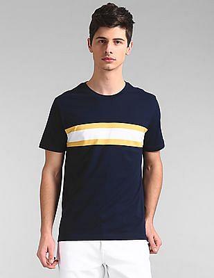 GAP Crew Neck Striped T-Shirt