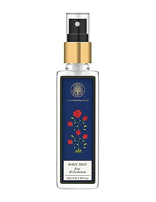 FOREST ESSENTIALS Body Mist - Rose And Cardamom