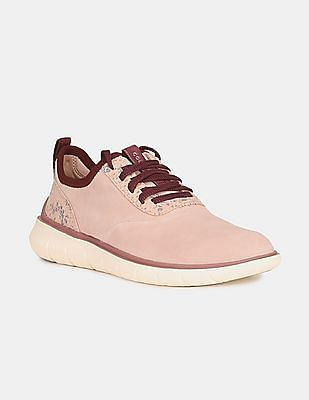 Cole Haan Women Pink Generation ZeroGrand Sneakers