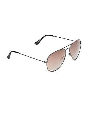 Flying Machine Mirror Sunglasses