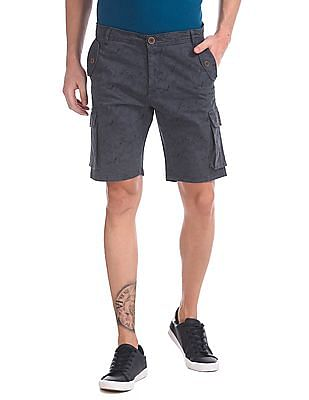 Cherokee Slim Fit Cargo Shorts