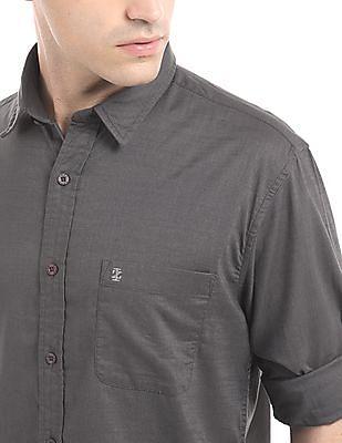 Izod Slim Fit Long Sleeve Shirt