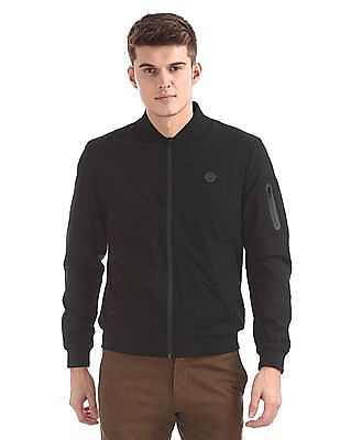U.S. Polo Assn. Solid Bomber Jacket