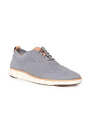 Cole Haan Øriginalgrand Wingtip Oxford Shoes With Stitchlite