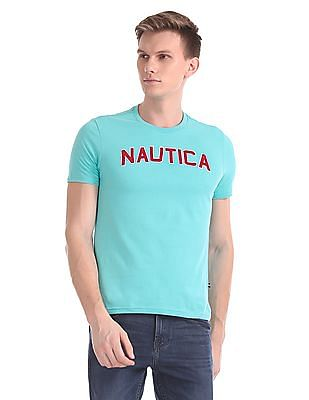 9dc92365f Buy Men Short Sleeve Big Wave Surfing Crew T-Shirt online at NNNOW.com