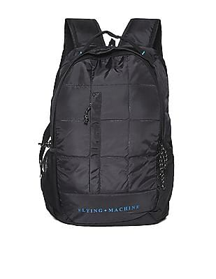 Flying Machine Quilted Front Backpack