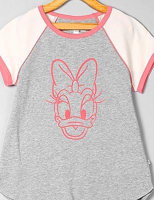 GAP Girls Disney Raglan T-Shirt