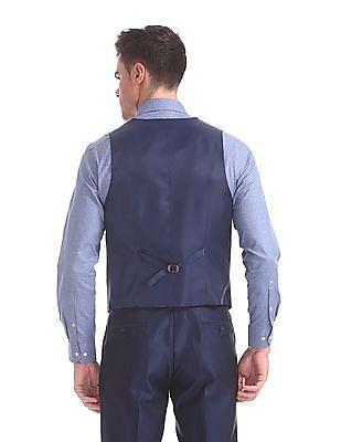 Arrow Body Tailored Regular Fit Three Piece Suit