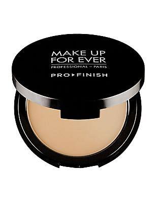MAKE UP FOR EVER Pro Finish Multi Use Powder Foundation - 163 Neutral Camel