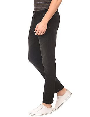 Cherokee Low Waist Tapered Fit Jeans
