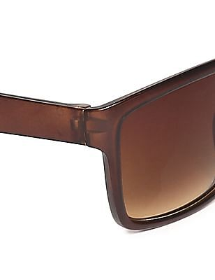 Colt Square Frame Gradient Sunglasses