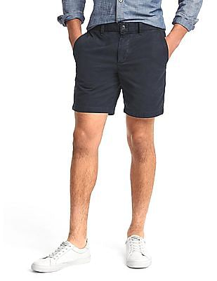 "GAP Men Blue 7"" Getaway Shorts"