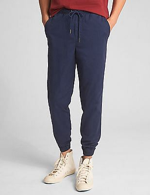 GAP Twill Joggers With GapFlex