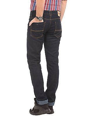 Newport Low Rise Dark Wash Jeans