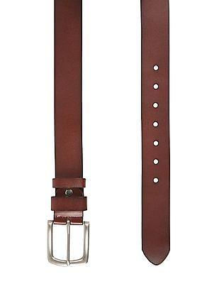Cherokee Solid Leather Belt