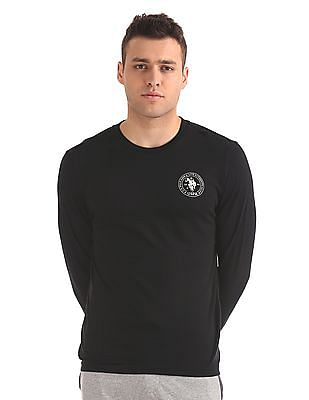 USPA Innerwear Regular Fit Full Sleeve T-Shirt