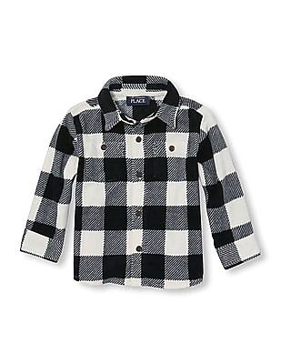 The Children's Place Baby Plaid Check Shirt