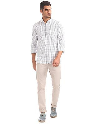 Excalibur Cotton Check Shirt