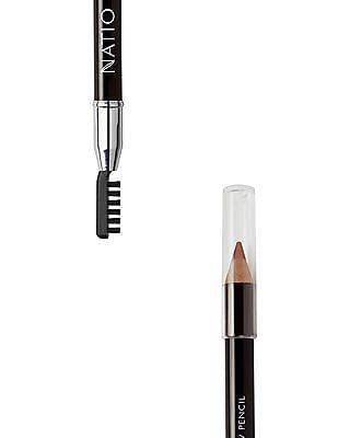 NATIO Define Eye Brow Pencil Light Brown - Light Brown