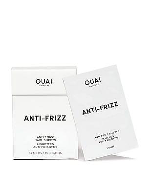OUAI Anti-Frizz Smoothing Sheet