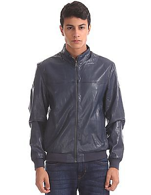 U.S. Polo Assn. Reversible Zip Up Jacket