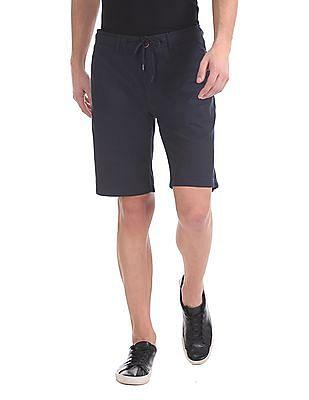 Cherokee Slim Fit Drawstring Waist Shorts